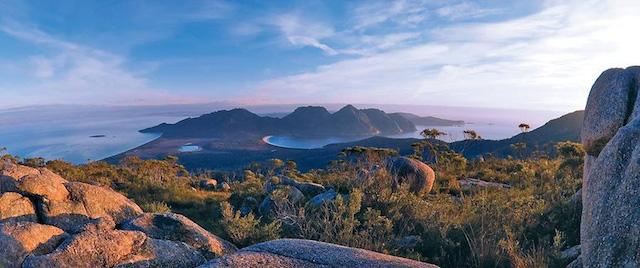 Freycinet Peninsula - Wine Glass Bay