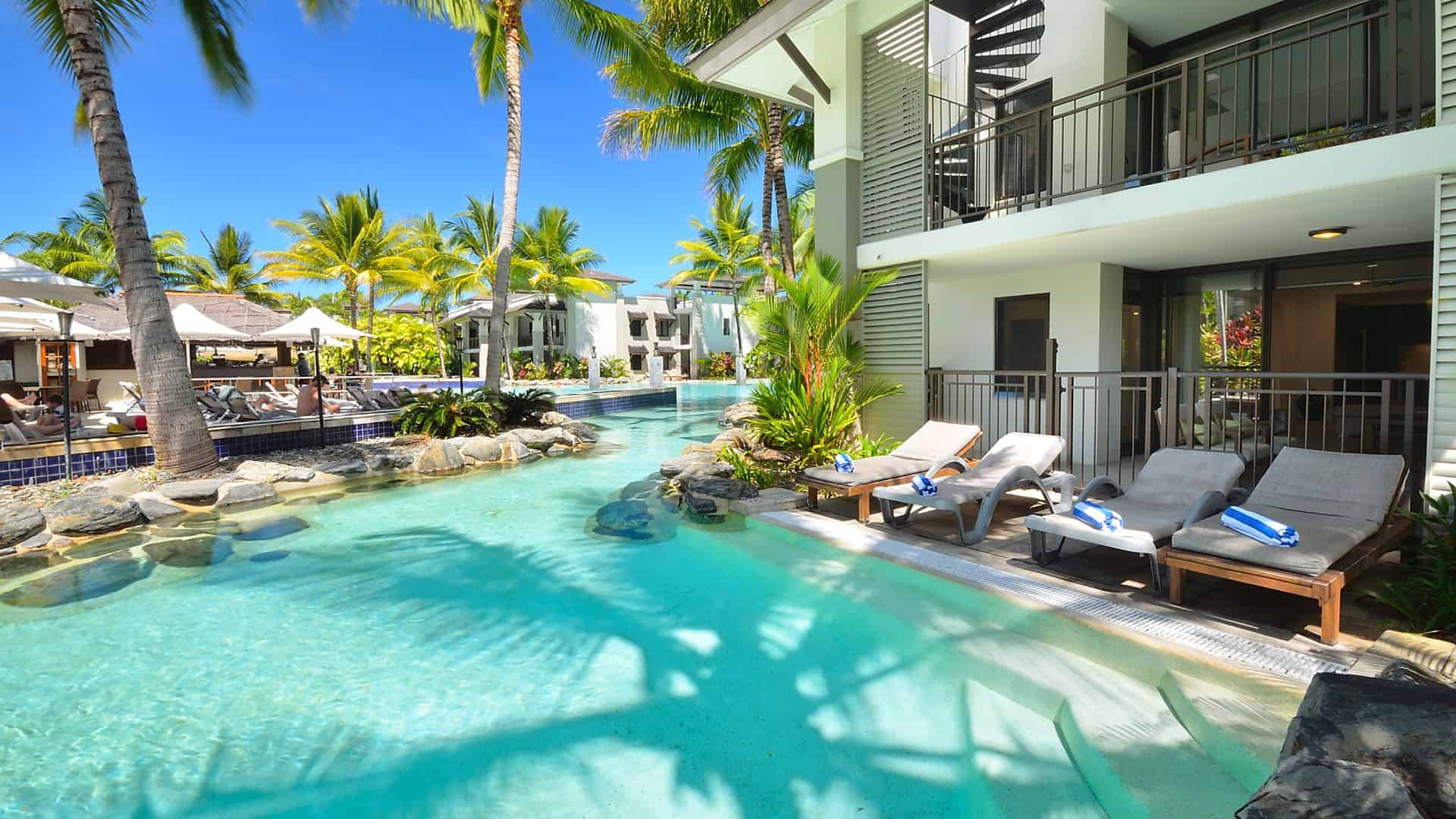 Sea Temple Port Douglas - Swim Out Apartment